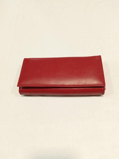 Slika Kožni Crveni Novčanik